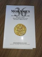MONNAIE COIN LIVRE CATALOGUE VSO CGB RARE MONNAIE 36 ANTIQUES GRECQUES GAULOISES MEROVINGIENNE - Livres & Logiciels