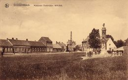 1636/ Grobbendonck, Monument Oudstrijders 1914-1918 - Grobbendonk