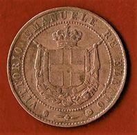 ITALIE / TOSCANE / 5 CENTESIMI / 1859 - Regional Coins
