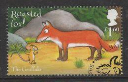 GB 2019 The Gruffalo £1.60 Multicoloured SG 4280 O Used - 1952-.... (Elisabeth II.)