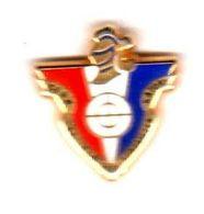 Pin's Club De Tir Versailles  Satory Zamac  Marqué A.B - Arthus Bertrand