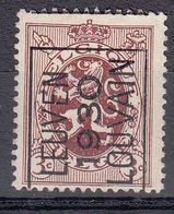 BELGIË - PREO - 1930 - Nr 225 A - LEUVEN 1930 LOUVAIN - (*) - Sobreimpresos 1929-37 (Leon Heraldico)