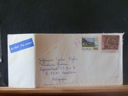 88/370  LETTRE  CANADA VENTE RAPIDE A 1 EURO - 1952-.... Regering Van Elizabeth II