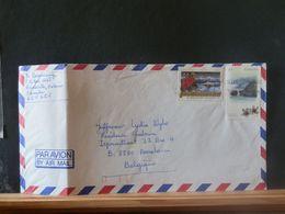 88/371  LETTRE  CANADA VENTE RAPIDE A 1 EURO - 1952-.... Regering Van Elizabeth II