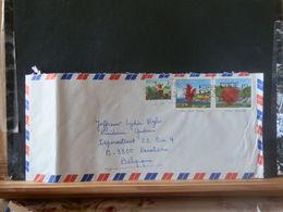 88/375  LETTRE  CANADA VENTE RAPIDE A 1 EURO - 1952-.... Regering Van Elizabeth II