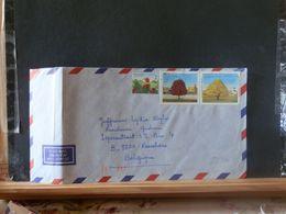 88/376 LETTRE  CANADA VENTE RAPIDE A 1 EURO - 1952-.... Regering Van Elizabeth II