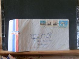 88/381 LETTRE  CANADA  VENTE RAPIDE A 1 EURO - 1952-.... Regering Van Elizabeth II