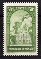 MONACO 1933 / 1937 -  Y.T. N° 122  -  NEUF** /2 - Unused Stamps