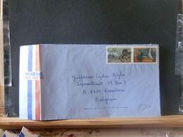 88/382 LETTRE  CANADA  VENTE RAPIDE A 1 EURO - 1952-.... Regering Van Elizabeth II