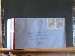 88/383 LETTRE  CANADA  VENTE RAPIDE A 1 EURO - 1952-.... Regering Van Elizabeth II
