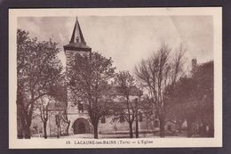 CPA Tarn 81 Lacaune Non Circulé - Andere Gemeenten