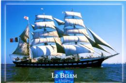 """BAT249 - Trois-Mâts Barque """" LE BELEM """" - Voiliers"""