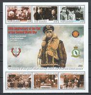 Gambia 2005 Kleinbogen Mi 5531-5536 MNH WORLD WAR 2 - 2. Weltkrieg