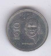 MEXICO 1988: 10 Pesos, KM 512 - Mexico