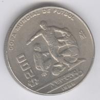 MEXICO 1986: 200 Pesos, KM 525 - Mexico