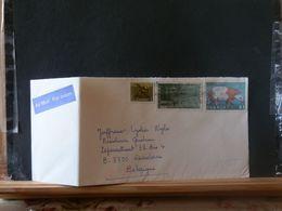 88/385 LETTRE  CANADA  VENTE RAPIDE A 1 EURO - 1952-.... Regering Van Elizabeth II