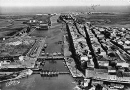 M-20-1016 :  VUE AERIENNE. PORT LA NOUVELLE - Port La Nouvelle