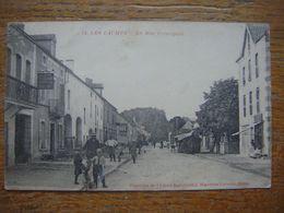France - Côte D'or (21) - LES LAUMES - Rue Principale ( Venarey ) - Venarey Les Laumes