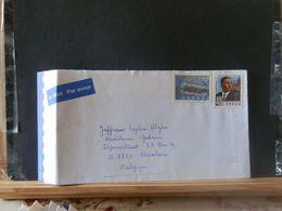 88/392 LETTRE  CANADA  VENTE RAPIDE A 1 EURO - 1952-.... Regering Van Elizabeth II