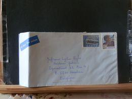88/393 LETTRE  CANADA  VENTE RAPIDE A 1 EURO - 1952-.... Regering Van Elizabeth II