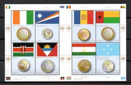 G39-5 Nations Unies Année 2013 ** - Unused Stamps
