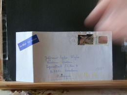 88/391 LETTRE  CANADA - Hologrammes