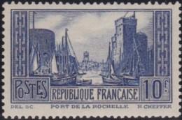 France   .   Yvert   .    261       .   *     .   Neuf Avec  Charnière    .    /    .    Mint-hinged - Ungebraucht