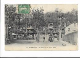 Robinson - L'intérieur Du Grand Arbre - édit. F.F. Fleury 91 + Verso - Le Plessis Robinson