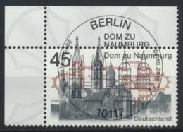 BRD 3264 Eckrand Oben Links O Sonderstempel Berlin - [7] Repubblica Federale