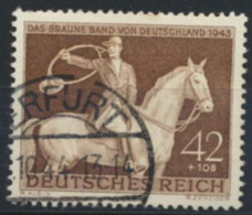 Deutsches Reich 854 O - Used Stamps