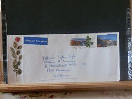 88/409 LETTRE    CANADA VENTE RAPIDE A 1 EURO - 1952-.... Regering Van Elizabeth II