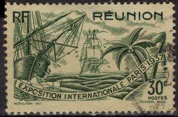 REUNION 150 (o) Exposition Internationale De Paris 1937 (CV 3 €) - Isola Di Rèunion (1852-1975)
