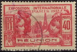 REUNION 151 (o) Exposition Internationale De Paris 1937 (CV 3 €) - Isola Di Rèunion (1852-1975)