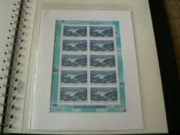 POSTE AERIENNE / FEUILLET N° F83A NEUF** COTE 110€ - Airmail