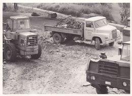 Vieux Oldtimer Camion Bastin Wegnez 18 X 13 - Andere