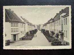 AK UELZEN Wessel Strasse Ca.1940 //  D*44502 - Uelsen