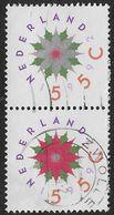 NVPH 1542-1543 1992 Decemberzegels - 1980-... (Beatrix)