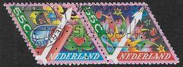 NVPH 1579-1580 - 1993 - Decemberzegels - 1980-... (Beatrix)