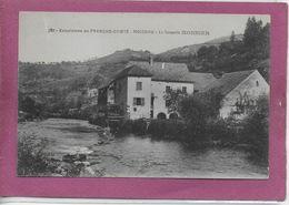 25.- VALLEE DE LA LOUE  -  MOUTHIER .- La Tannerie MONNIER - Francia
