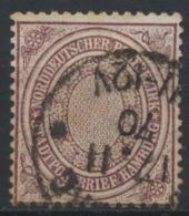 Norddeutscher Postbezirk 24 O - Conf. De L' All. Du Nord