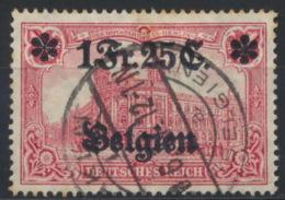 Landespost In Belgien 8 O - Occupazione 1914 – 18