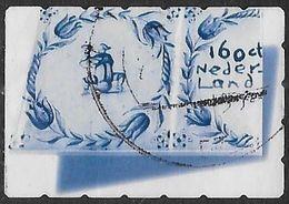 NVPH 1748 - 1998 - Delfsblauwe Tegel Met Oud-Hollandse Voorstelling - 1980-... (Beatrix)