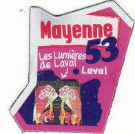 Magnet Le Gaulois Depart'aimant 53 Version 2017 - Publicitaires