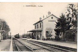1 - GRANDVILLARS - La Gare - Grandvillars