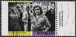 NVPH 1960 - 2001 - Tussen Twee Culturen - Foto Van Ed Van Der Elsken - Amsterdam - Periodo 1980 - ... (Beatrix)