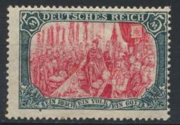 Deutsches Reich 97BII ** Postfrisch - Neufs