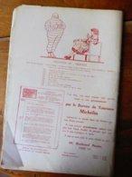 MICHELIN Sponsor Pour La Pièce De Théâtre---> LA CHASSE A L'HOMME (origine :   La Petite Illustration Théâtrale 1920) - Vieux Papiers