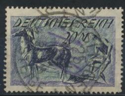 Deutsches Reich 196 O - Allemagne