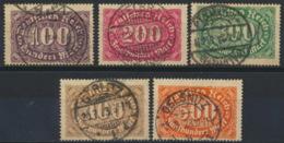 Deutsches Reich 219/23 O - Allemagne
