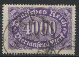 Deutsches Reich 255 O - Allemagne